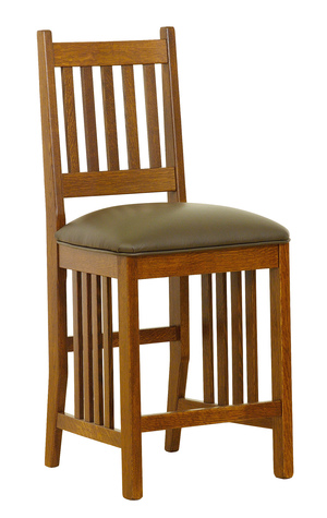 Thumbnail of Canal Dover - Mission Bar Chair