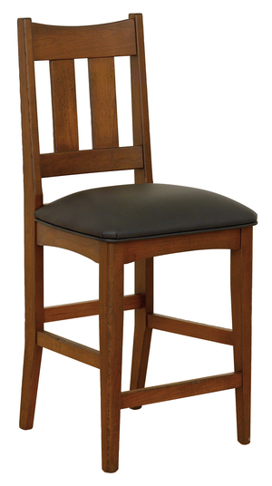 Thumbnail of Canal Dover - Mission Counter Chair