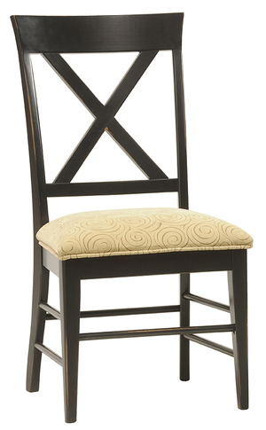 Thumbnail of Canal Dover - X-Back Side Chair