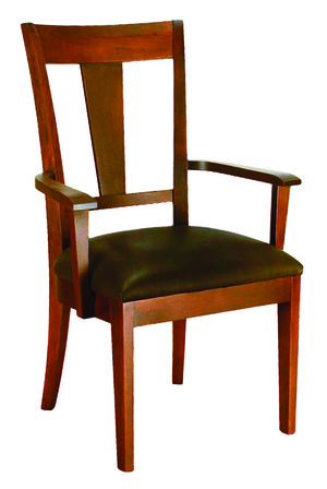 Thumbnail of Canal Dover - V-Back Arm Chair
