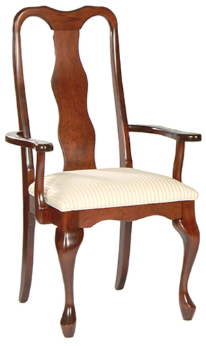 Thumbnail of Canal Dover - Queen Anne Arm Chair