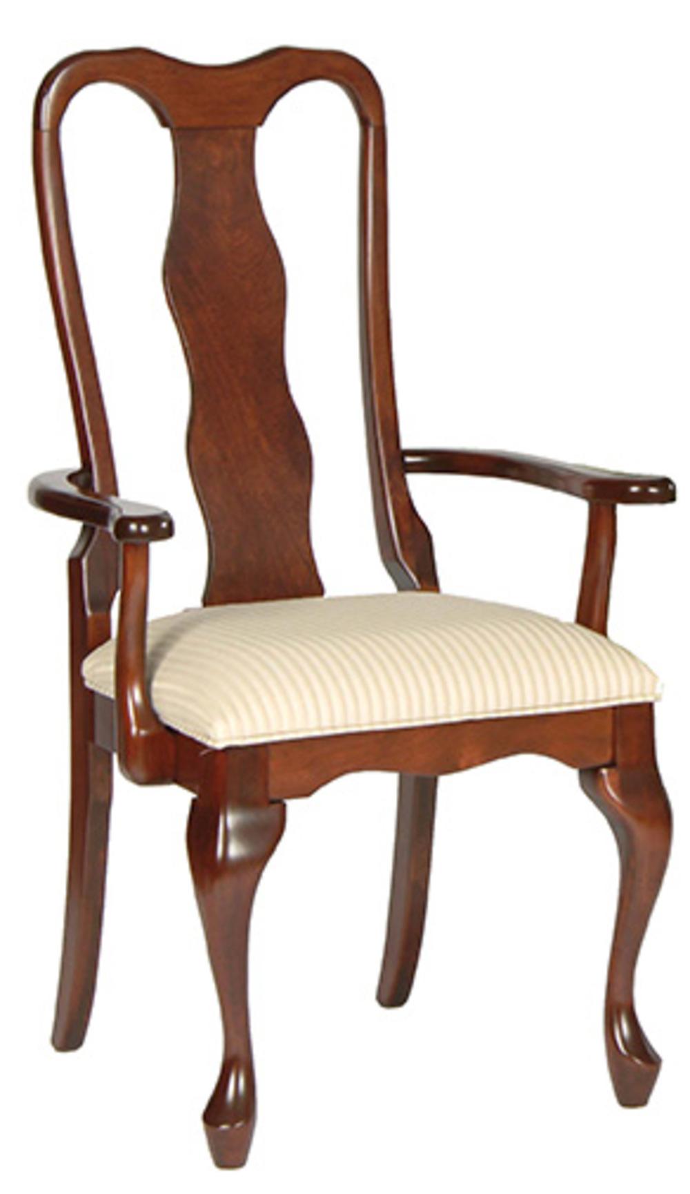 Canal Dover - Hip Queen Anne Arm Chair