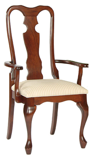 Thumbnail of Canal Dover - Hip Queen Anne Arm Chair