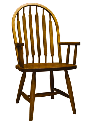 Thumbnail of Canal Dover - Paddle Back Arm Chair