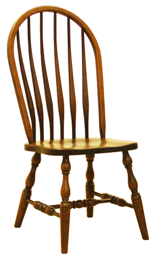 Thumbnail of Canal Dover - Bent Feather Side Chair