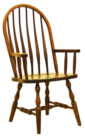 Thumbnail of Canal Dover - Bent Feather Arm Chair