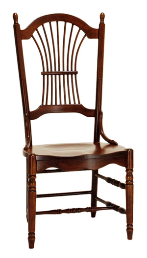 Thumbnail of Canal Dover - Sheaf Back Side Chair