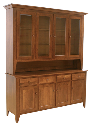 Thumbnail of Canal Dover - Valley Shaker Hutch & Buffet