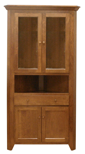Thumbnail of Canal Dover - Valley Shaker Corner Hutch