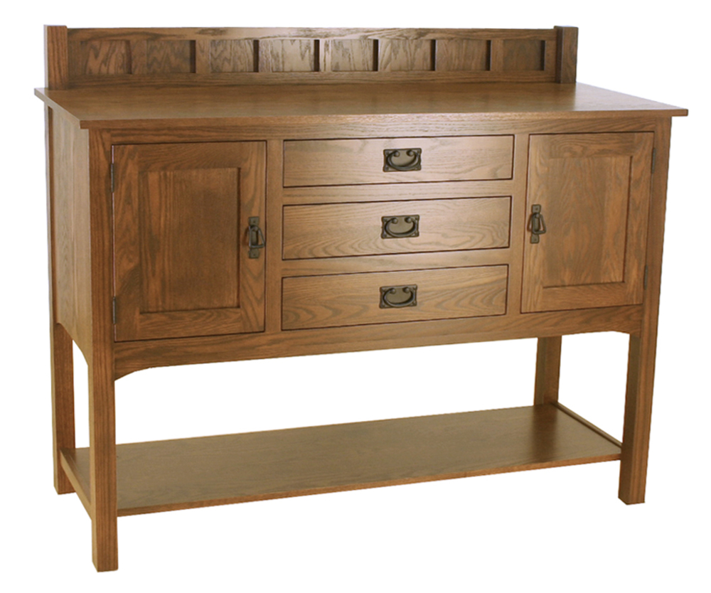 Canal Dover - Mission Sideboard
