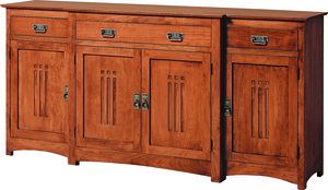 Thumbnail of Canal Dover - Hill House Sideboard