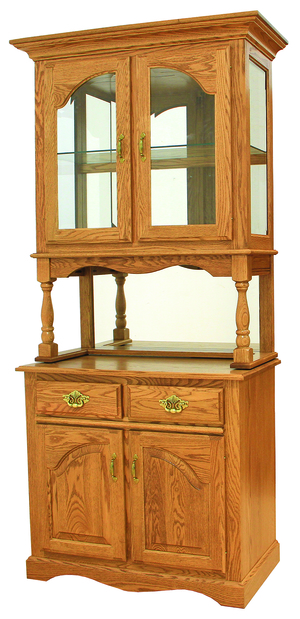 Thumbnail of Canal Dover - Valley French Hutch & Buffet