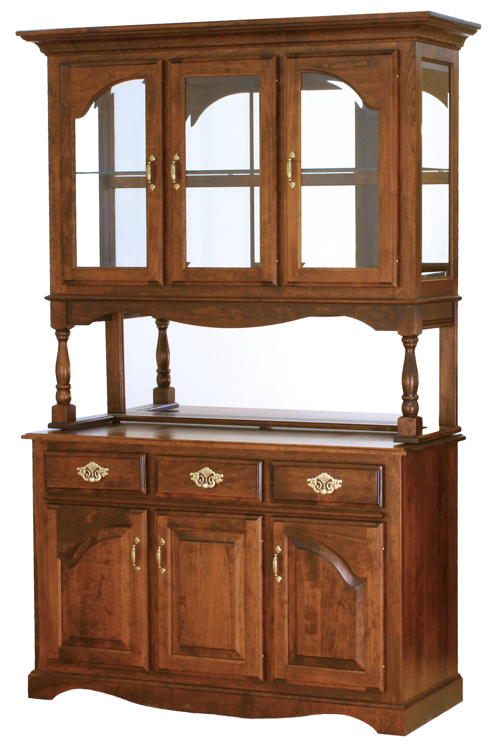 Canal Dover - Valley French Hutch & Buffet