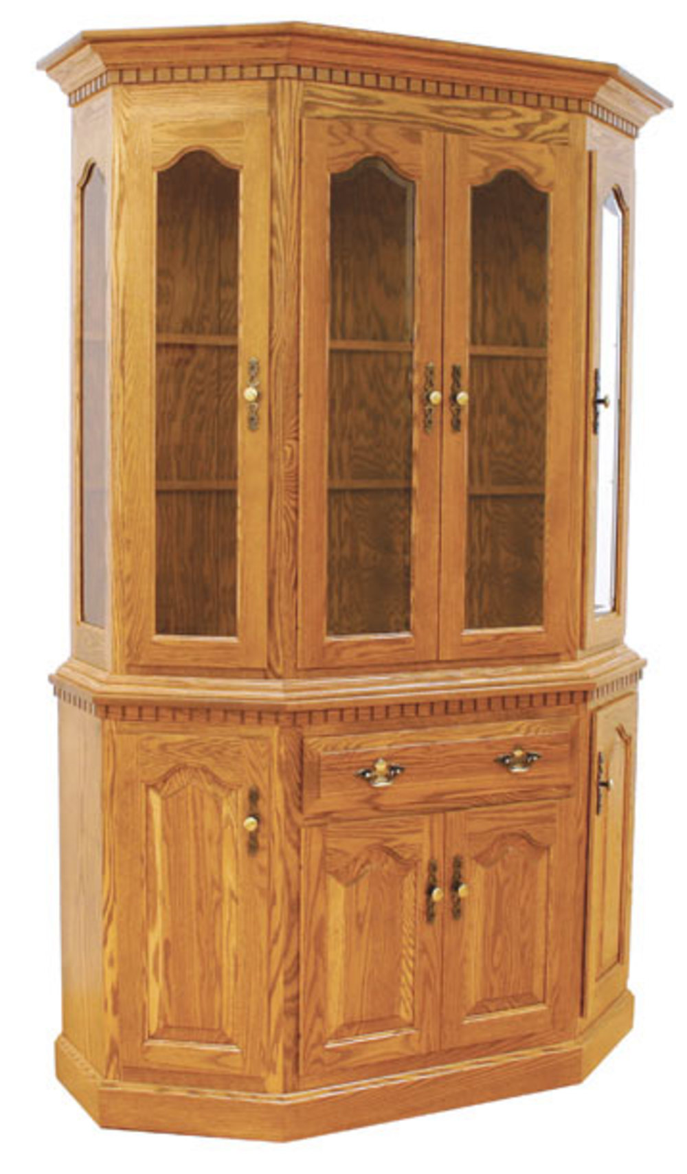 Canal Dover - Canted Hutch & Buffet
