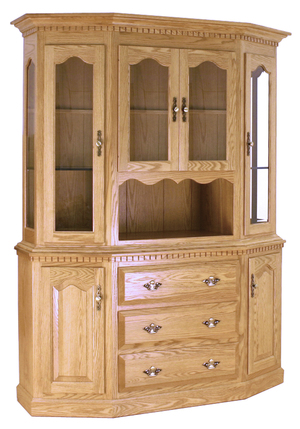 Thumbnail of Canal Dover - Canted Hutch & Buffet