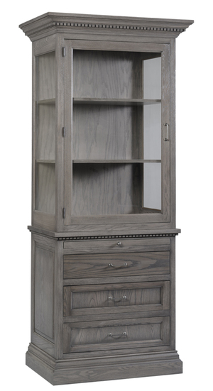 Thumbnail of Canal Dover - Whitby Left Hinge Hutch and Buffet, LSF