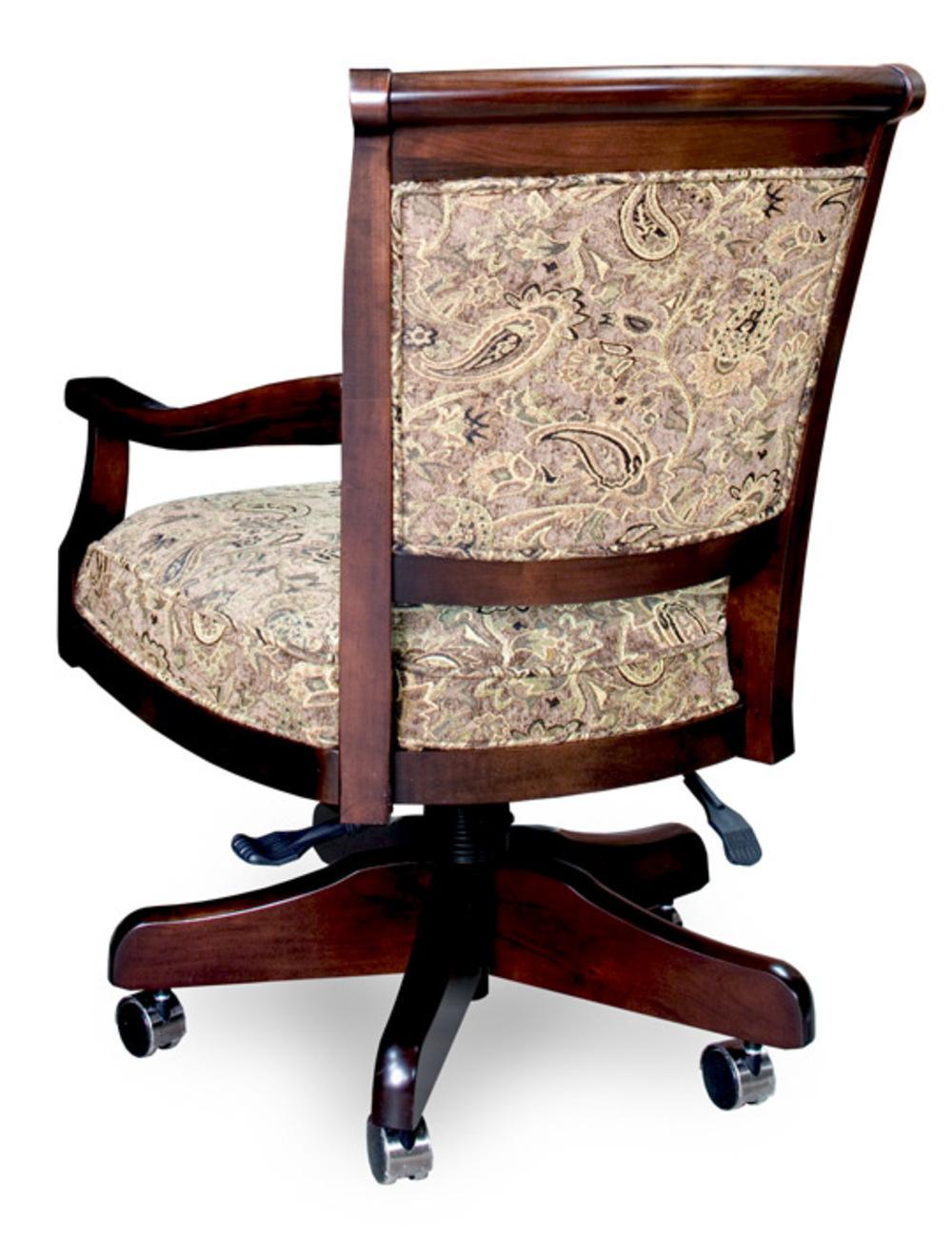 California House - Gas Lift Pedestal Chair