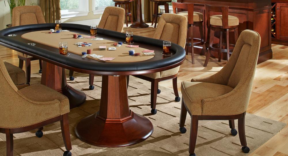 California House - Caster Chair