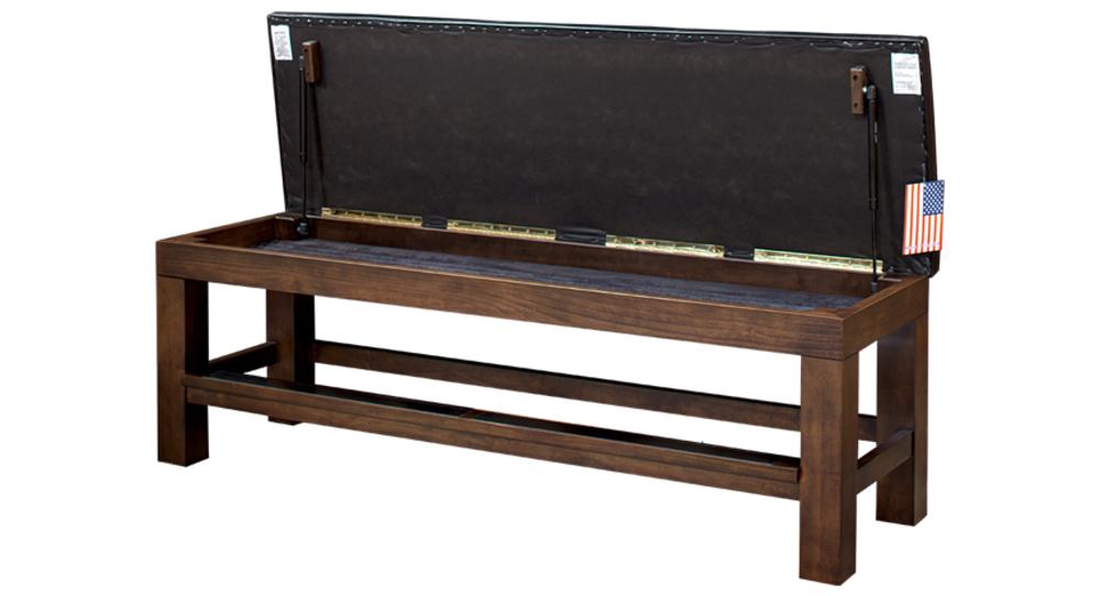 California House - Cue Storage Bench