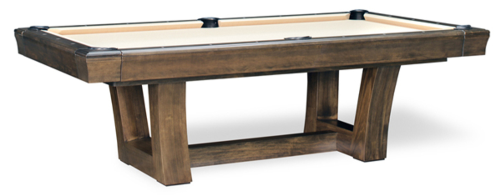 California House - City Internal Pocket Pool Table