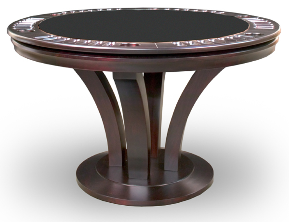California House - Venice Reversible Top Game Table with Storage