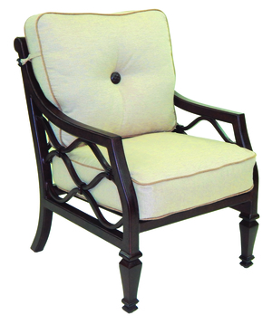 Thumbnail of Castelle - Cushioned Dining Chair