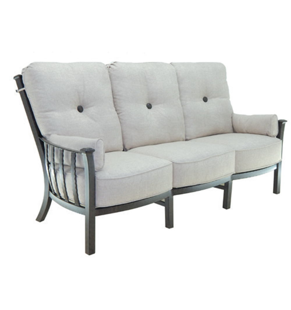 Castelle - Ultra High Back Lounge Sofa