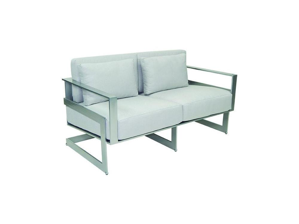 Castelle - Cushioned Loveseat