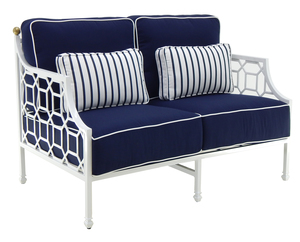 Thumbnail of Castelle - Cushioned Loveseat