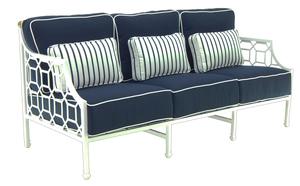 Thumbnail of Castelle - Cushioned Sofa