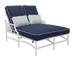 Thumbnail of Castelle - Adjustable Cushion Double Chaise Lounge
