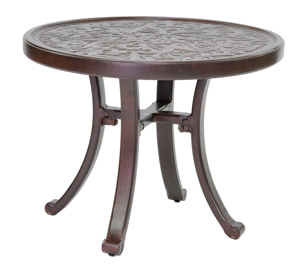 Castelle - Round Occasional Table