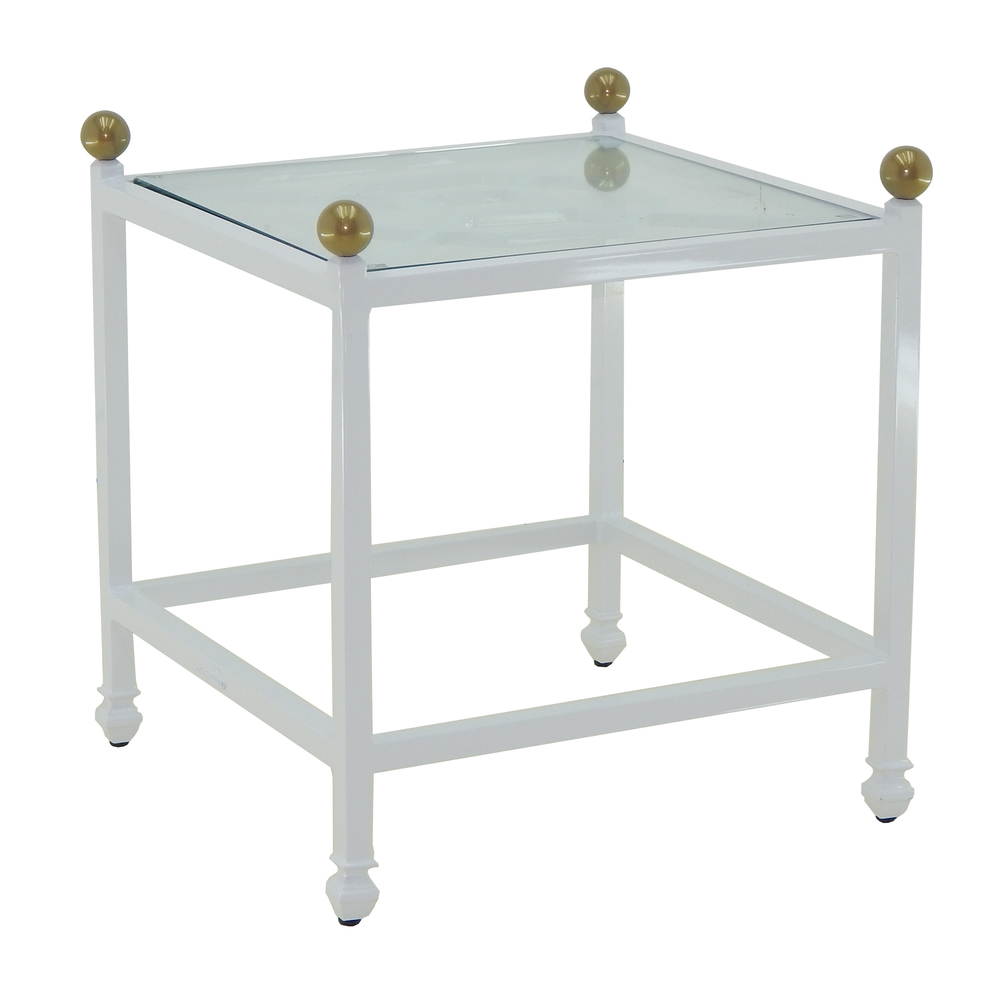 Castelle - Square Side Table