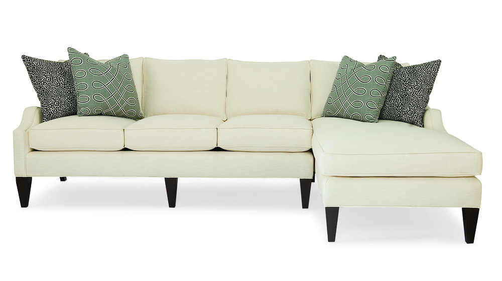 Century Furniture - Made to Measure Sectional with Chaise