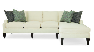 Thumbnail of Century Furniture - Made to Measure Sectional with Chaise