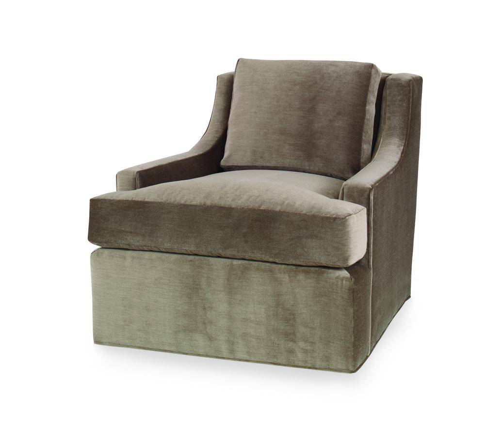 Century Furniture - Houston Swivel Chair
