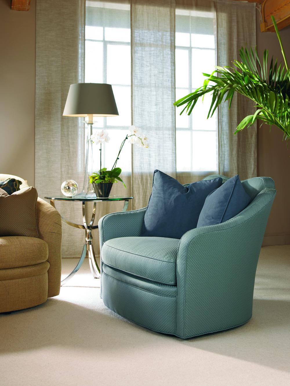 Century Furniture - Neptune Swivel Chair