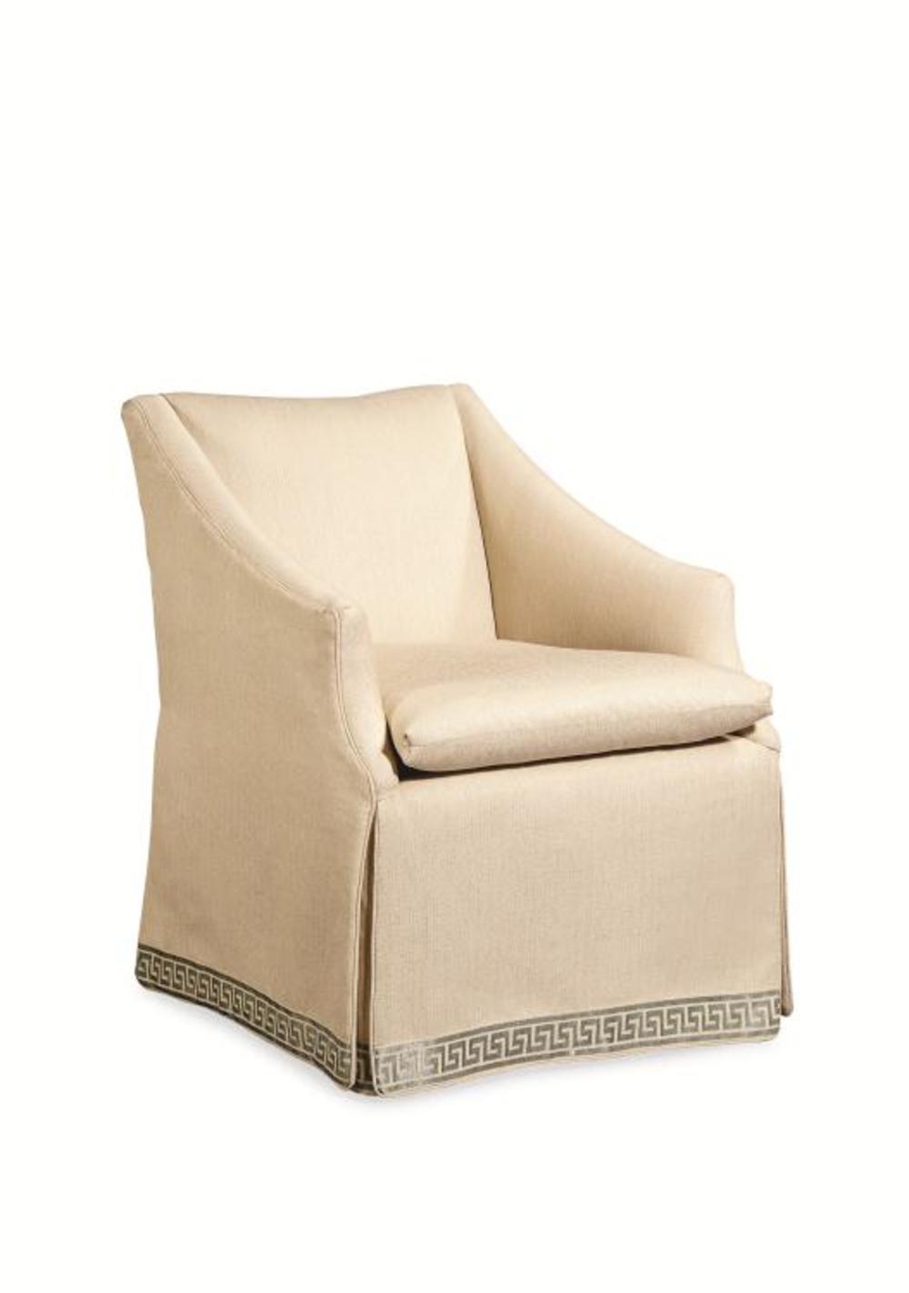 Century Furniture - Coloney Swivel Chair