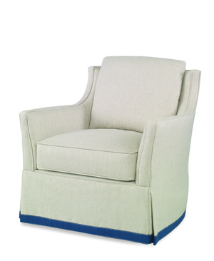 Thumbnail of Century Furniture - Eyre Skirted Chair