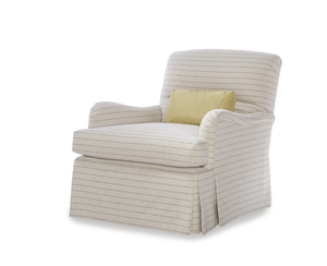 Thumbnail of Century Furniture - Meadowmere Skirted Chair