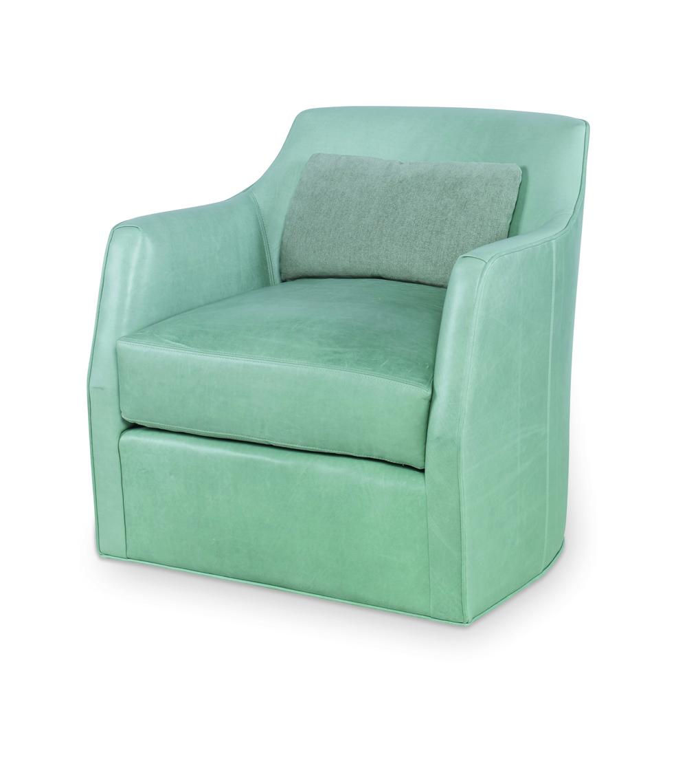Century Furniture - Brienne Swivel Chair