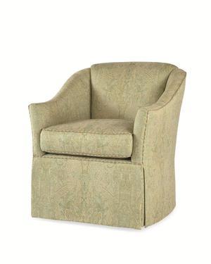 Thumbnail of Century Furniture - Thompson Swivel Chair