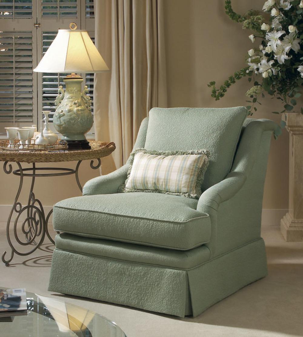 Century Furniture - Portola Skirted Chair