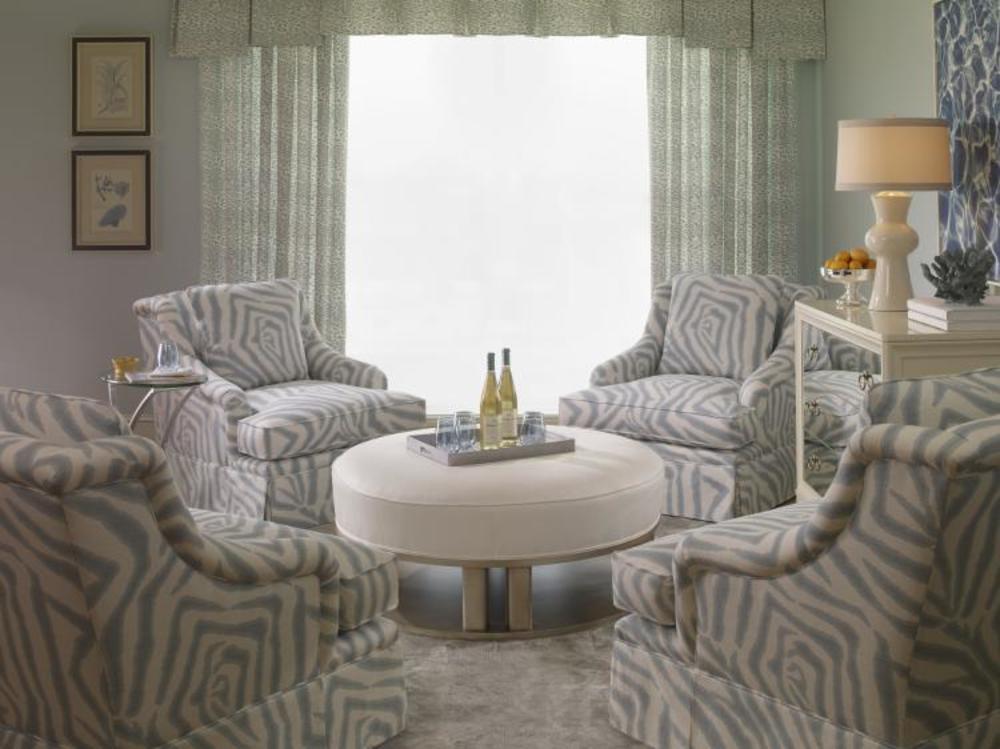Century Furniture - Portola Swivel Chair
