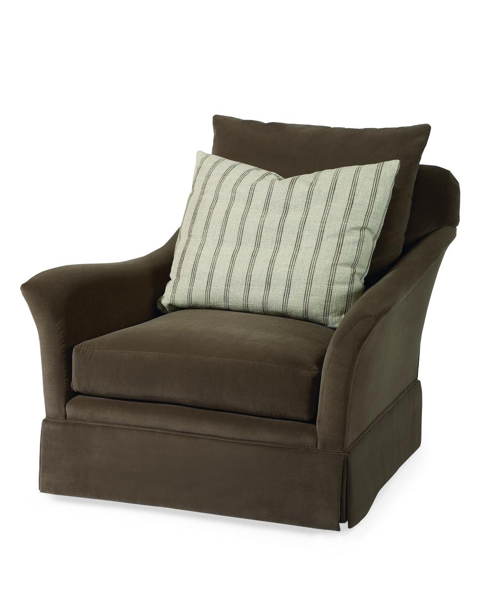 Century Furniture - Marin Skirted Chair