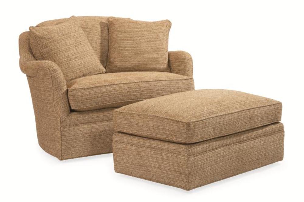 Century Furniture - Dearborn Swivel Chair