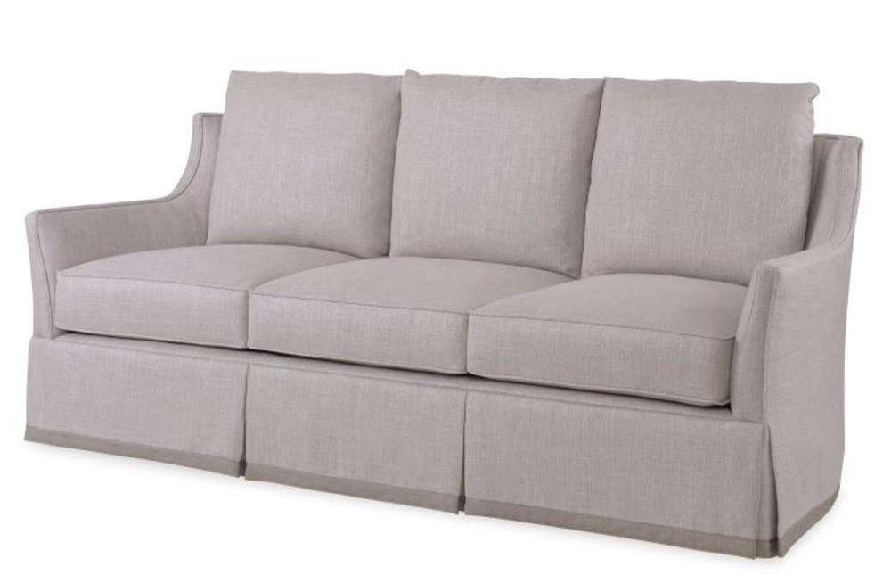 Century Furniture - Eyre Skirted Sofa