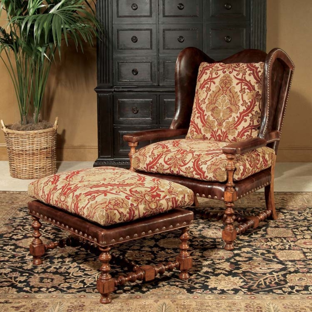 Century Furniture - Cadbury Wing Chair