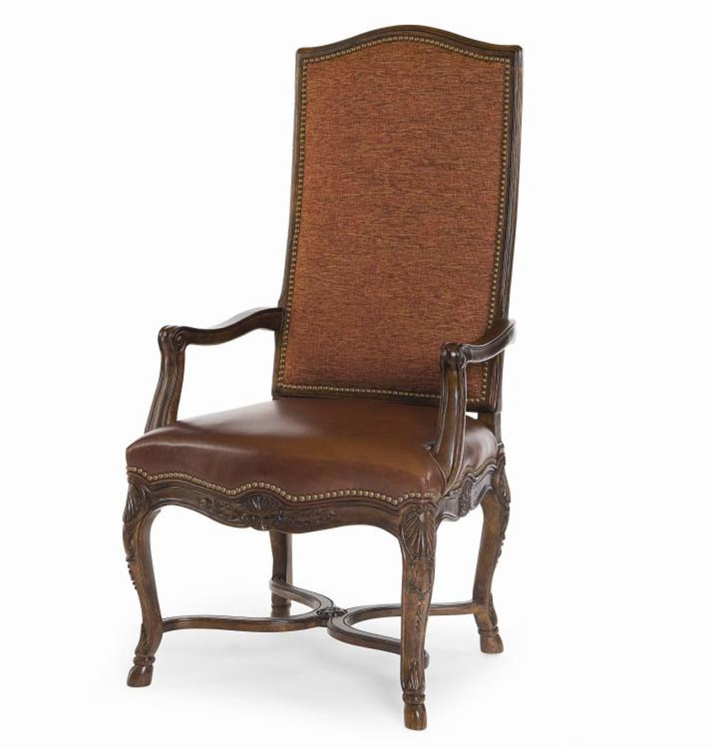 Century Furniture - Hooved French Arm Chair