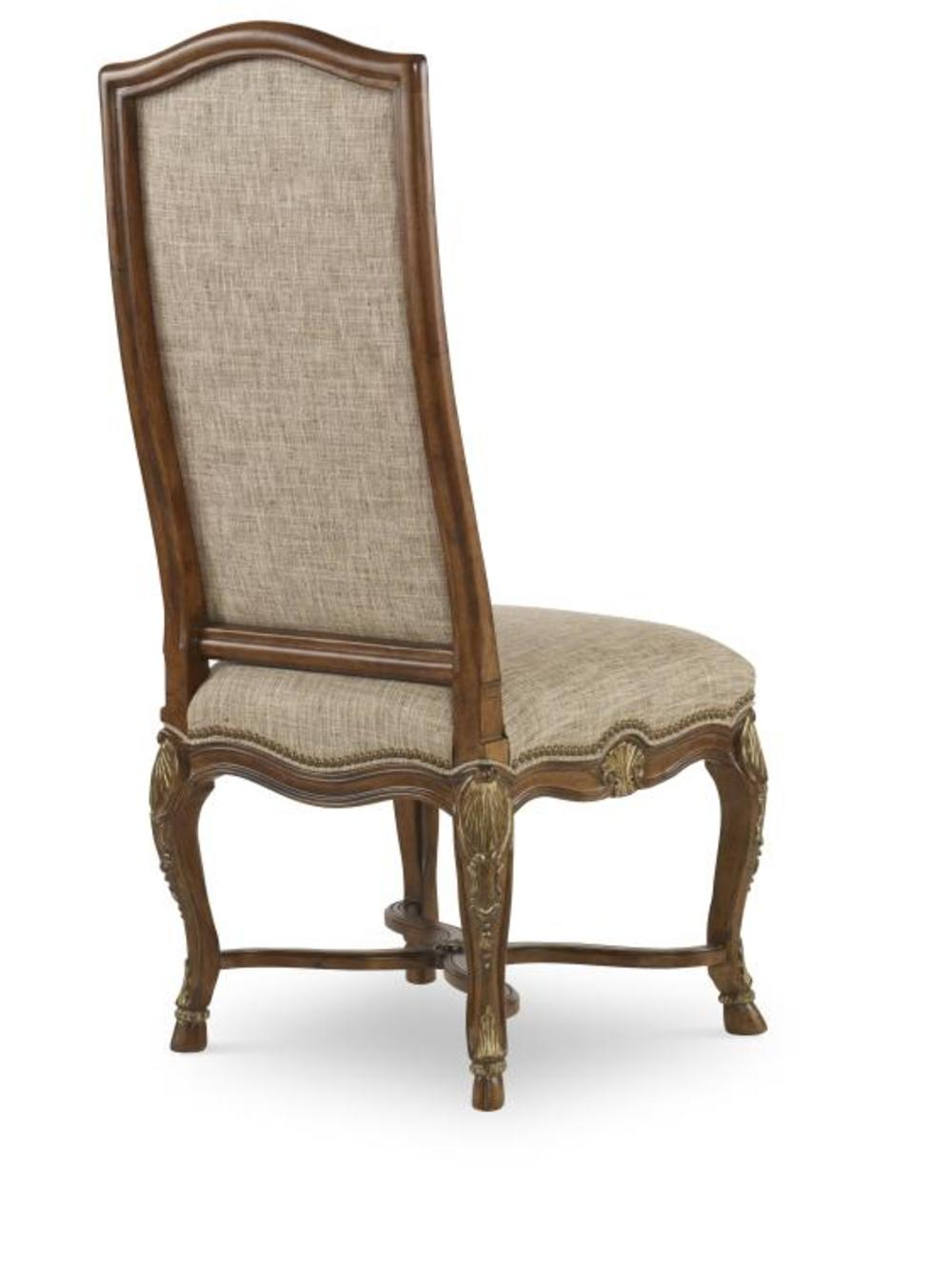 Century Furniture - Hooved French Side Chair
